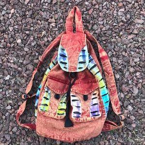 Rising International Boho Backpack